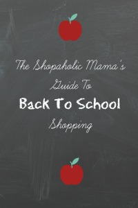 ShopaholicGuideSchool